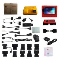 Wholesale Red Launch X431 Scanner Replacement Wifi Bluetooth Tablet Diagnostic Tool Full Set from china suppliers