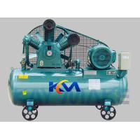 China 30 Bar Industrial Portable Air Compressor With Big Air Tank On One Skid on sale