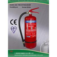 Buy cheap CE & EN3-7 & Kitemark approved ABC powder fire extinguisher 6kg from wholesalers