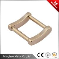 Quality Design your own belt buckle 20mm , zinc alloy removable belt buckle for sales for sale