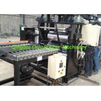 Wholesale 400-700 mm Width 2 Roller Rubber Calender Machine Low Energy Consumption from china suppliers