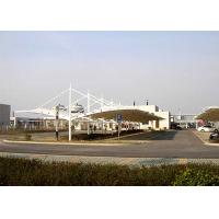 Wholesale Double Side Tensile Car Parking Structure Fabric Tent For Outdoor Park from china suppliers
