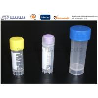 Wholesale Laboratory PP plastic test tubes with caps , Plastic Labware Injection Mold from china suppliers