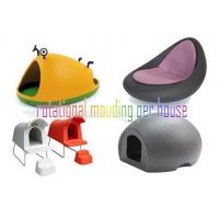 Wholesale customized rotomoulding plastic pet house from china suppliers