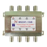 Wholesale 10dB attenuation 13V/18V wide range multiswitch from china suppliers