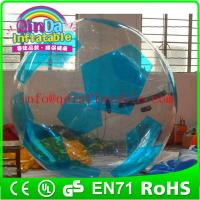 Wholesale Water Aqua Ball funny floating water balls water walking ball for game from china suppliers