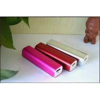 Wholesale 2000mAH - 2600mAH Aluminum Mini Power Bank For Digital Camera Mobile Devices from china suppliers