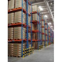 Warehouse Storage Shelving Heavy Duty Pallet Racking Solid Sturdy Racks
