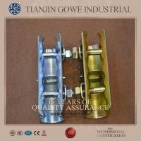 Wholesale Professional Scaffolding Pipe Clamps fixed / swivel type For scaffolding from china suppliers