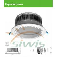 Wholesale High Brightness LED Recessed Downlights 36W 12 Volt 3600Lm 120°Angle RA80 from china suppliers