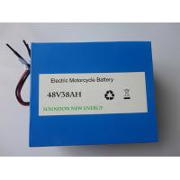 Wholesale 38Ah Lithium Ion Motorcycle Battery with longer cycle life for  48V AGV / Golf Cart / Tricyle / Scooter from china suppliers