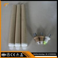Buy cheap High quality expendable prompt thermocouple made-in-China from wholesalers