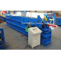 Wholesale Panasonic PLC Control Water Gutter Roll Forming Machine For sale from china suppliers