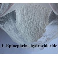 Wholesale Weight Loss Hormone Fat Burners Supplements L-Epinephrine Hydrochloride CAS 55-31-2 from china suppliers