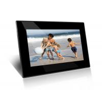 Wholesale Black HD 7 Inch Wall Mount LCD Digital Photo Frame With Mirror Cover from china suppliers