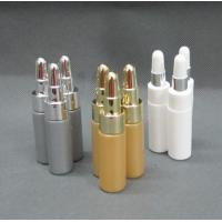 Wholesale 6ml Golden Silver White Color Portable Squeezable Essence PE Bottle For Person Care from china suppliers