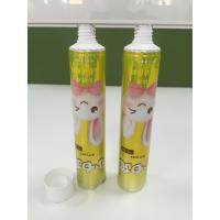 Wholesale 20-100g laminated tube flexible packaging with full offset printing from china suppliers