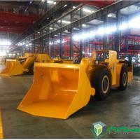 Wholesale Hydraulic Mining Load Haul Dump Truck Articulated Underground For Rock Excavation from china suppliers