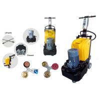 Wholesale 12 Heads 11HP Manual Floor Polisher 380V Concrete Floor Polishing Machine from china suppliers