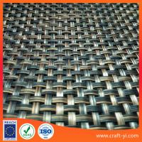 Wholesale Textilene 4x4 line upholstery fabric Outdoor mesh fabrics waterproof from china suppliers