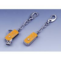 Wholesale New Arrival Metal Swivel 16GB Thumb Drive , USB Memory Flash from china suppliers