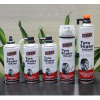 Wholesale Tubeless 450ml Car Tire Sealant Inflator Auto Emergency Tool Kit from china suppliers