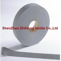 Wholesale Durable metalizing T/C reflective trimming webbing from china suppliers