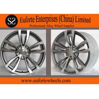 Wholesale Aluminum Alloy  20 x 11 BMW OEM Replica Wheels Gun Metal Machine Face For BMW  X5 X6 from china suppliers