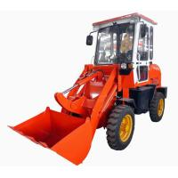 Wholesale 600kg small wheel loader ZL06F with CE certificate from china suppliers