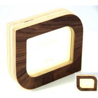Wholesale plywood with oak veneer photo frame or Picture frame 3.5*5'' from china suppliers