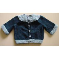 Wholesale 2012 fashion 100% cotton Long Sleeve Spring and Winter Baby Knitted Cardigans Sweater from china suppliers