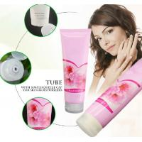 Wholesale Non - Drip Flip Cap Dia 50mm Plastic Cosmetic Tube For Body Cream from china suppliers
