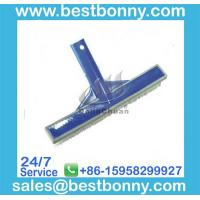 10 Cleaning Wall Brushes with Rubber Bumper Swimming Pool Brush - T337