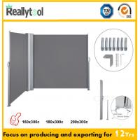 Buy cheap Garden Decoration Vertical Wind Screen Side Awning from wholesalers