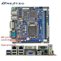 Wholesale 1150 Mini ITX Motherboard / Intel B85 Chipset Motherboar / Dual LAN Mainboard from china suppliers