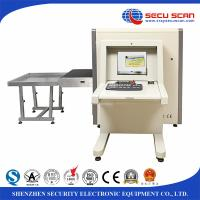Wholesale 150kgs Conveyor X Ray Baggage Scanner / airport security scanners from china suppliers