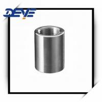Buy cheap High Pressure FITITNGS CL2000 THREADED COUPLING NPT OR BSP from wholesalers