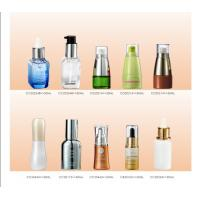 Wholesale 30ml - 120ml Logo printing ficial cream Cosmetic jar, Glass Bottles For Cosmetics set from china suppliers