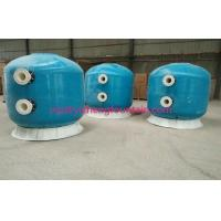 Wholesale Commercial Fibreglass Pool Cartridge Filters With Oil Gauge Plate 1200mm - 2500mm Dia from china suppliers