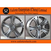"Wholesale Gun Metal Machine Face European Wheel Small Roulette Wheel 20"" 22"" from china suppliers"