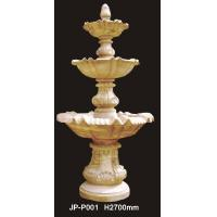 Wholesale Factory sale durable large three tiers water fountain for garden from china suppliers