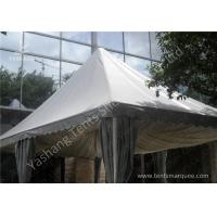 Wholesale Hard Pressed Aluminium Frame Tents Outdoor With Roof Lining Decoration from china suppliers