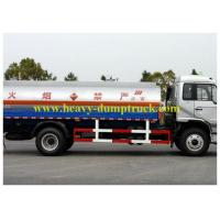 Wholesale OEM ISO / BV Oil tank truck 4X2 10CBM  with Euro III and  warranty from china suppliers