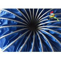 Wholesale Flame Retardant High Temperature Flexible Duct , 150mm Ventilation Flexible Ducting from china suppliers