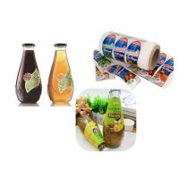 Wholesale OEM Environmental Print Plastic Bottle Labels Hot Melt Composite Paper from china suppliers
