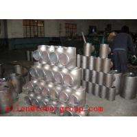 Wholesale ASTM A815 UNS N08904 lateral tee from china suppliers
