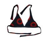 Wholesale Custom Printed Own Design Bikini Top, Wholesale and Low MOQ Bikini customized from china suppliers