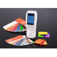 Wholesale X - Rite Hand Held Paint Matching Spectrophotometer For Colour Value Comparison from china suppliers