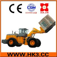 Wholesale front end wheel loader stone mining machinery take 40 tons from china suppliers