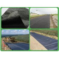 Wholesale 4.5 Meter PP woven Geotextile black color  by professional manufacturer with best price in CN from china suppliers